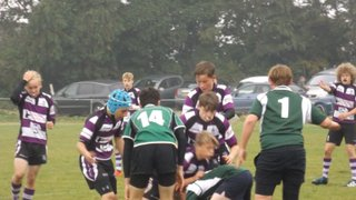 Defeat in Ivybridge mud!