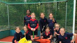Sophie shines as under-10 girls represent Sussex at regionals