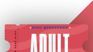 Sign up now for 2019-2020 membership - includes your new BHHC shirt