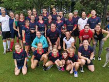 Parkrun takeover at Preston Park - Dean leads the way for BHHC