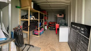 Lost property and clearing the container 2019