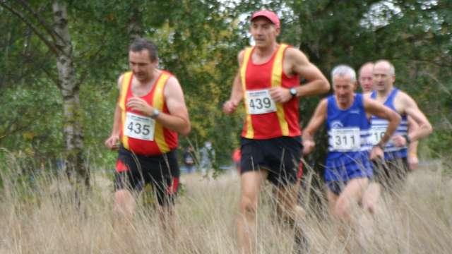 Senior XC Runners