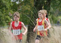 West Yorkshire Cross Country Meeting held at Spen