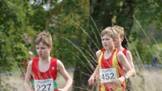Spen AC at WY XC 2018