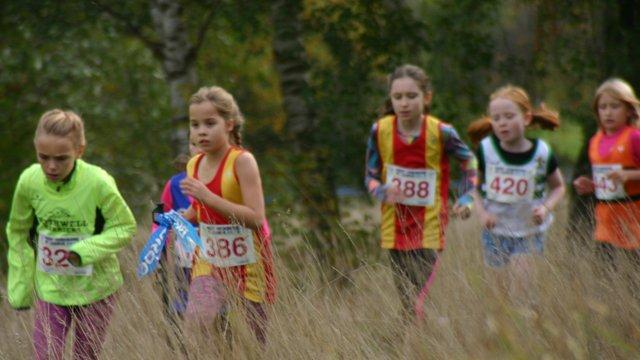 Junior XC Runners