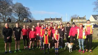 A Day of Personal Bests at Brighouse Park Run