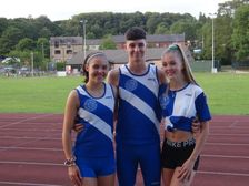 Local Athletes Win Medals at National Schools Athletics Championships