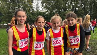 Great start to the West Yorkshire Cross Country League