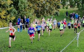 Poppy wins again for Under 11 Girls at Guiseley