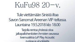 KuFu 98- 20 vuotta