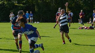 BSRFC U16B v Staines A