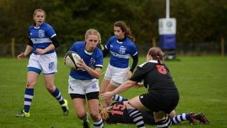 BSRFC Ladies (26) v Royston Ladies (24)