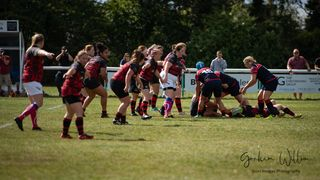 BSRFC Ladies Play Host to Bigglewade & Cuffley Ladies