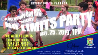 No Limits Party May 25th -  Win tickets to see the South China Tigers