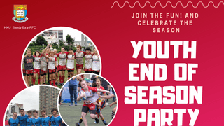 Youth End of Season Party