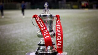 FA Cup 2nd qualifying round draw - Update