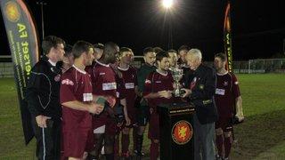 Somerset Premier Cup Final 2013