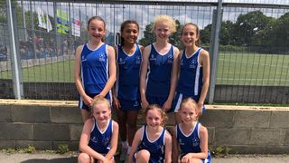 U11 Blues - Newbury