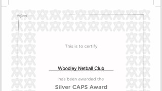 Woodley CAPS off a Silver Summer