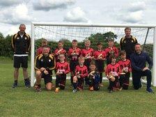 U10's Lions v Codnor Boys Athletico