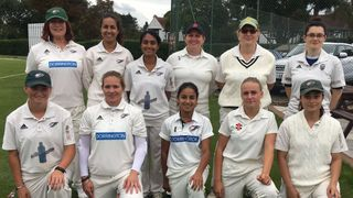 Middlesex F40 league - Finchley Gunns 2nd XI vs Actonians 1st XI
