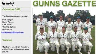 Finchley Gunns Gazette No.3