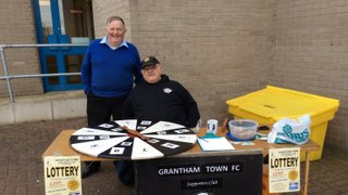 Grantham Town FC Open Day 3rd October 2015