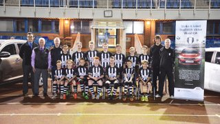 The Gingerbreads u13s to experience playing on main pitch at The Meres