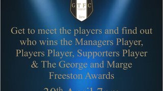Presentation Night 2015/16
