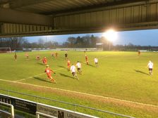 MATCH REPORT - Gingerbreads Win in Mickleover