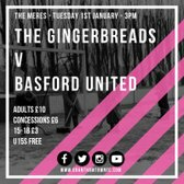 New Year New Game For the Gingerbreads