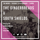 Gingerbreads Welcome Shields