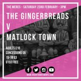 Familiar Faces Take On The Gingerbreads