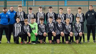Under 14s County Cup Final