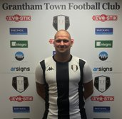 Gregg Smith is Back at Grantham Town