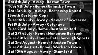 Pre-Season Admission