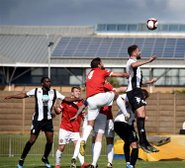 OPENING DAY JOY FOR THE GINGERBREADS