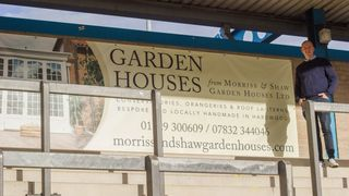 Morriss & Shaw Garden Houses