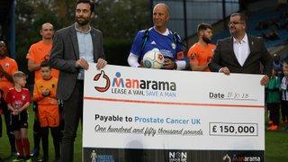 MANarama is back in aid of Prostate Cancer UK