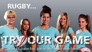Girls Junior Rugby