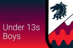 U13 - Surrey League