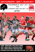 London Welsh are coming!!