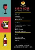 Happy Hour @ The Hayfields