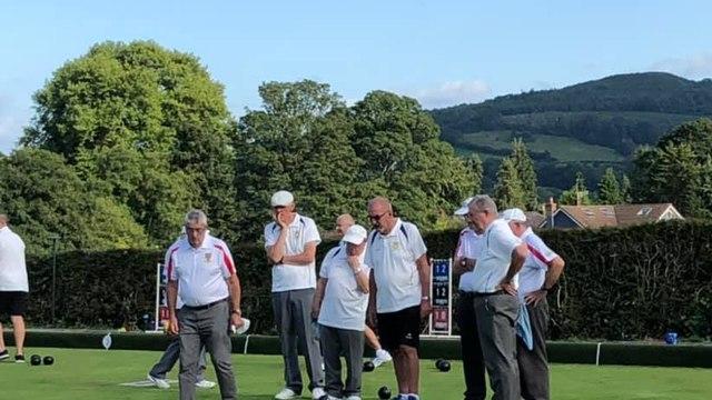 Abergavenny Bowls Club – 28.8.21