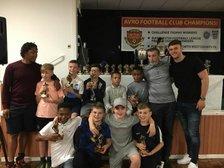 Avro FC Juniors Presentation Evening