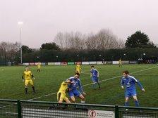 St Helens Town 0 Avro FC 2