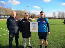 NWCFL Club of the Month January.
