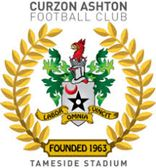 Avro v Curzon Ashton - Wednesday July 3rd KO 8pm