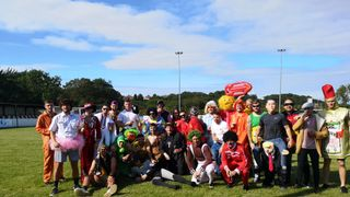 Holywell Town FC v Avro FC