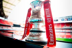 NEXT UP  - Emirates FA Cup v Litherland REMYCA
